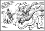 Dwane Powell  Dwane Powell's Editorial Cartoons 2008-10-09 nominee