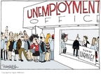 Signe Wilkinson  Signe Wilkinson's Editorial Cartoons 2009-03-13 economic