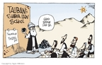 Signe Wilkinson  Signe Wilkinson's Editorial Cartoons 2009-04-16 rights of women