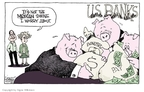 Signe Wilkinson  Signe Wilkinson's Editorial Cartoons 2009-04-30 compensation