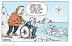 Signe Wilkinson  Signe Wilkinson's Editorial Cartoons 2009-05-15 climate change