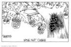 Signe Wilkinson  Signe Wilkinson's Editorial Cartoons 2009-06-12 hate