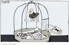 Signe Wilkinson  Signe Wilkinson's Editorial Cartoons 2009-07-16 corruption