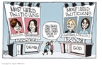Signe Wilkinson  Signe Wilkinson's Editorial Cartoons 2009-10-16 hate