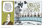 Signe Wilkinson  Signe Wilkinson's Editorial Cartoons 2009-10-21 24-hour news
