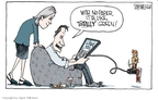 Signe Wilkinson  Signe Wilkinson's Editorial Cartoons 2010-04-07 energy source
