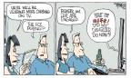 Signe Wilkinson  Signe Wilkinson's Editorial Cartoons 2010-07-16 Johnston