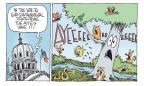 Signe Wilkinson  Signe Wilkinson's Editorial Cartoons 2011-04-26 aye