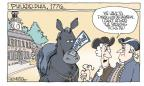 Signe Wilkinson  Signe Wilkinson's Editorial Cartoons 2011-08-05 Declaration of Independence