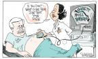 Signe Wilkinson  Signe Wilkinson's Editorial Cartoons 2012-03-19 public opinion