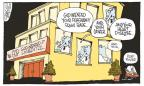 Signe Wilkinson  Signe Wilkinson's Editorial Cartoons 2012-10-28 rights of women