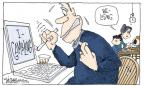 Signe Wilkinson  Signe Wilkinson's Editorial Cartoons 2013-03-03 loss