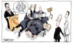 Signe Wilkinson  Signe Wilkinson's Editorial Cartoons 2013-03-28 California