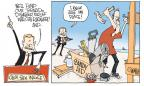Signe Wilkinson  Signe Wilkinson's Editorial Cartoons 2013-05-23 Hurricane Katrina aftermath