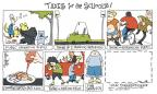 Signe Wilkinson  Signe Wilkinson's Editorial Cartoons 2013-05-28 $200