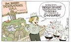 Signe Wilkinson  Signe Wilkinson's Editorial Cartoons 2013-10-20 Declaration of Independence