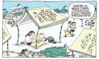 Signe Wilkinson  Signe Wilkinson's Editorial Cartoons 2013-11-20 climate change