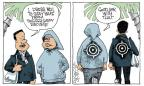 Signe Wilkinson  Signe Wilkinson's Editorial Cartoons 2014-02-19 appearance