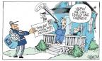 Signe Wilkinson  Signe Wilkinson's Editorial Cartoons 2014-03-02 personal finance