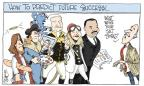 Signe Wilkinson  Signe Wilkinson's Editorial Cartoons 2014-03-09 king