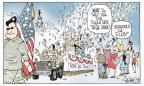 Signe Wilkinson  Signe Wilkinson's Editorial Cartoons 2014-07-17 military