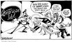 Signe Wilkinson  Signe Wilkinson's Editorial Cartoons 2003-01-24 ami