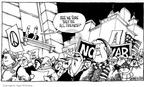 Signe Wilkinson  Signe Wilkinson's Editorial Cartoons 2003-02-17 public opinion