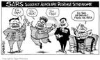 Signe Wilkinson  Signe Wilkinson's Editorial Cartoons 2003-04-18 agreeable