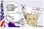 Signe Wilkinson  Signe Wilkinson's Editorial Cartoons 2005-05-12 $200