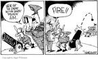 Signe Wilkinson  Signe Wilkinson's Editorial Cartoons 2003-09-18 adversary