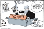 Signe Wilkinson  Signe Wilkinson's Editorial Cartoons 2006-10-11 freedom of the press