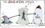 Signe Wilkinson  Signe Wilkinson's Editorial Cartoons 2006-10-12 North Korea