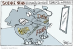 Signe Wilkinson  Signe Wilkinson's Editorial Cartoons 2006-11-02 congressional scandal
