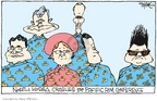 Signe Wilkinson  Signe Wilkinson's Editorial Cartoons 2006-11-21 North Korea