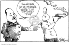 Signe Wilkinson  Signe Wilkinson's Editorial Cartoons 2007-01-15 king