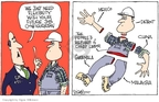 Signe Wilkinson  Signe Wilkinson's Editorial Cartoons 2007-09-27 China