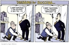 Signe Wilkinson  Signe Wilkinson's Editorial Cartoons 2007-11-14 rule of law
