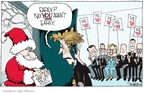 Signe Wilkinson  Signe Wilkinson's Editorial Cartoons 2007-11-23 Rudy Giuliani