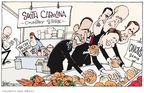 Signe Wilkinson  Signe Wilkinson's Editorial Cartoons 2008-01-11 Rudy Giuliani