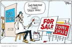 Signe Wilkinson  Signe Wilkinson's Editorial Cartoons 2008-03-04 economic