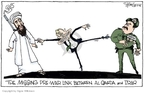 Signe Wilkinson  Signe Wilkinson's Editorial Cartoons 2008-03-17 connection