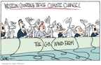 Signe Wilkinson  Signe Wilkinson's Editorial Cartoons 2008-07-11 United Kingdom