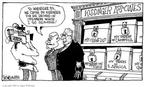 Signe Wilkinson  Signe Wilkinson's Editorial Cartoons 2002-12-06 Henry Kissinger