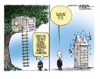Mike Smith  Mike Smith's Editorial Cartoons 2014-03-27 Iran