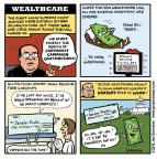 Jen Sorensen  Jen Sorensen's Editorial Cartoons 2012-08-01 court