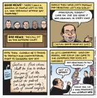 Jen Sorensen  Jen Sorensen's Editorial Cartoons 2013-04-01 court