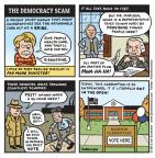 Jen Sorensen  Jen Sorensen's Editorial Cartoons 2013-11-04 corruption