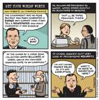 Jen Sorensen  Jen Sorensen's Editorial Cartoons 2014-04-07 court