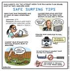 Jen Sorensen  Jen Sorensen's Editorial Cartoons 2014-05-05 internet password