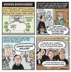 Jen Sorensen  Jen Sorensen's Editorial Cartoons 2014-06-30 Supreme Court